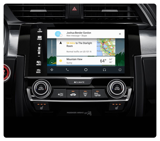 Android-Auto-Messaging
