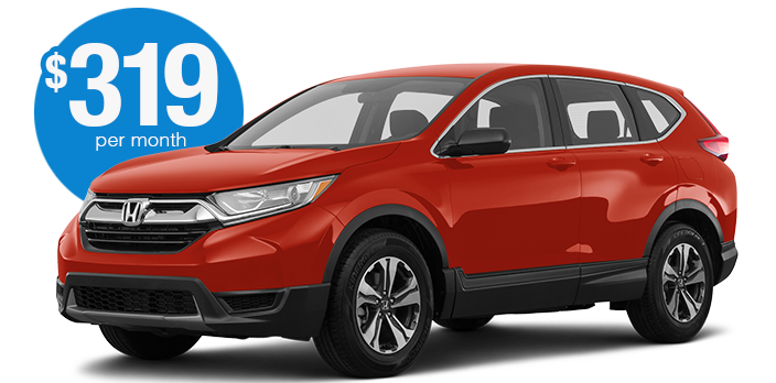Email Offers CRV LX 319