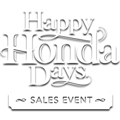 Honda thanksgiving sale