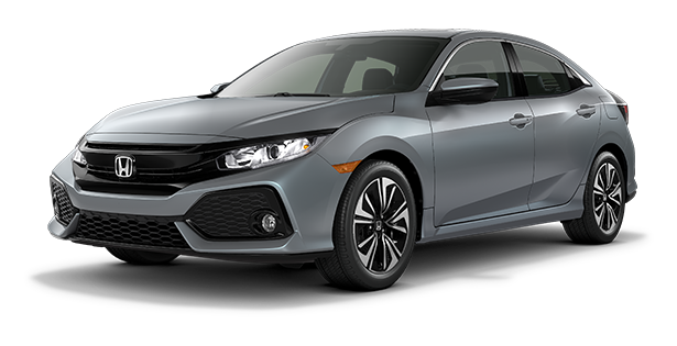 2019-Honda-Civic-Hatch-EX-Silver