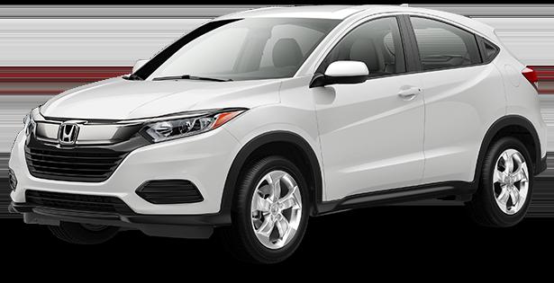 2019-Honda-HRV-LX-White