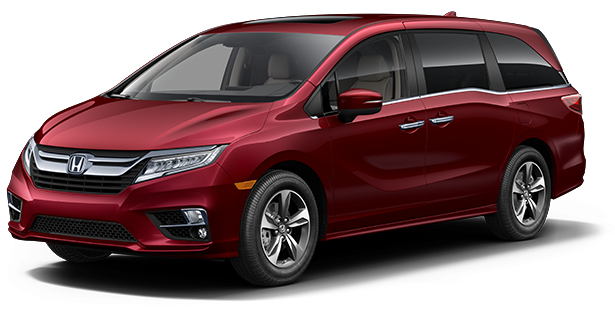 2019-Honda-Trim-Models-Odyssey-Touring-Red