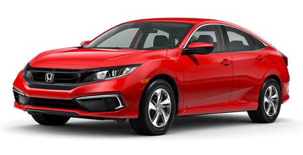 2019-Honda-Trim-Models-Civic-Sedan-LX-Red