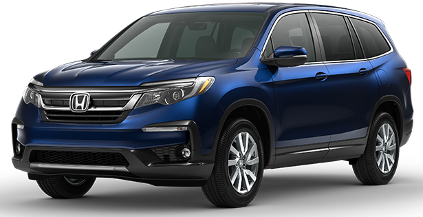 2019-Honda-Trim-Models-Pilot-EXL-Blue