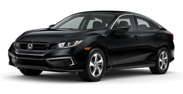 2019-Honda-Trim-Models-Civic-Sedan-LX-Black