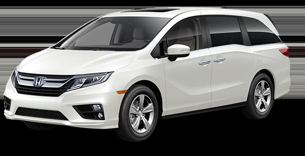 2019-Honda-Odyssey-EXL-White
