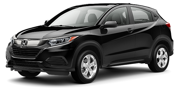 2019-Honda-HRV-LX-Black