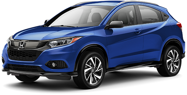 2019-Honda-Trim-Models-HRV-Sport-Blue