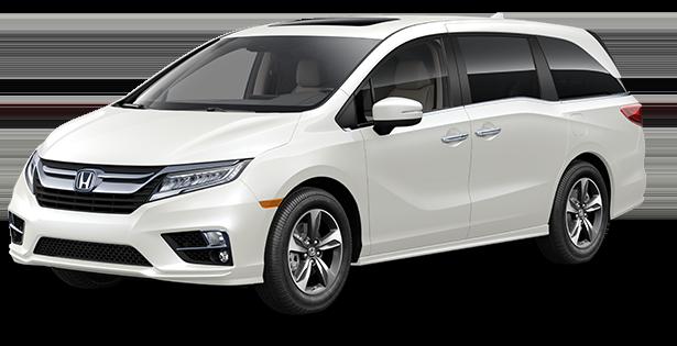 2019-Honda-Trim-Models-Odyssey-Touring-White