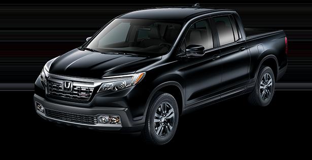 2019-Honda-Trim-Models-Ridgeline-Sport-Black
