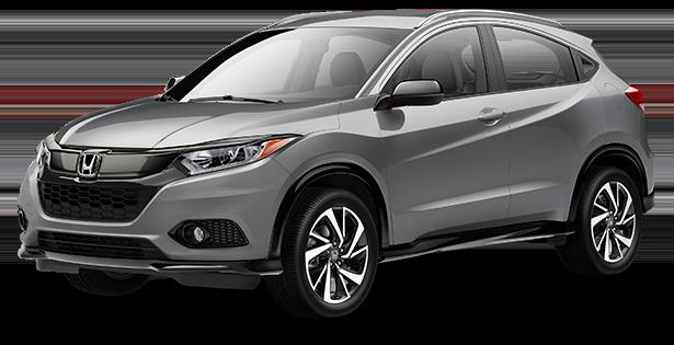 2019-Honda-Trim-Models-HRV-Sport-Silver