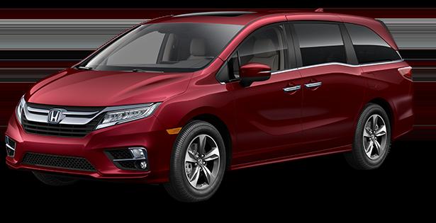 2019-Honda-Trim-Models-Odyssey-Touring-Red
