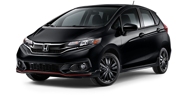 2019-Honda-Fit-Sport-Black