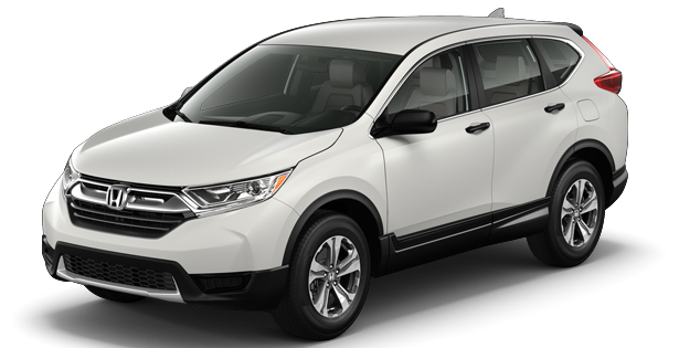 2019-Honda-Trim-Models-CRV-LX-White