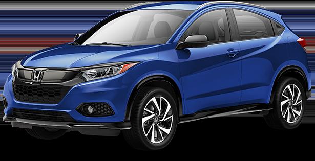 2019-Honda-Trim-Models-HRV-Sport-Blue