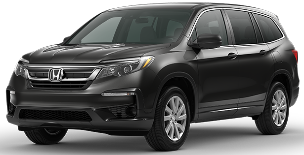2019-Honda-Trim-Models-Pilot-LX-Gray-v2