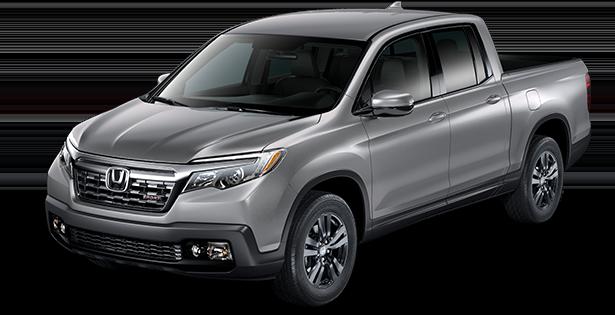 2019-Honda-Trim-Models-Ridgeline-Sport-Silver