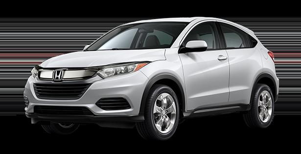 2020-Honda-HRV-LX-White