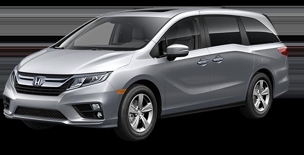2019-Honda-Odyssey-EXL-Silver