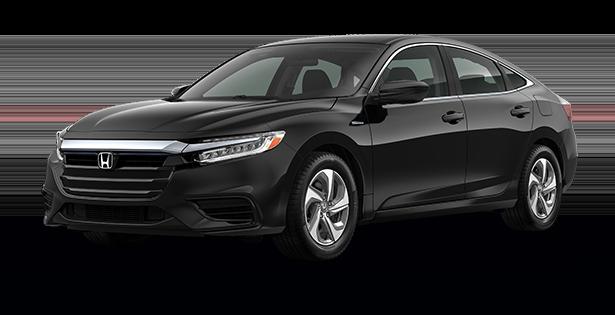 2020-Honda-Insight-LX-Black