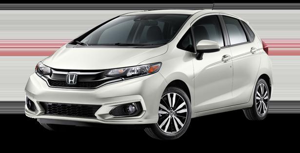 2019-Honda-Fit-EX-White
