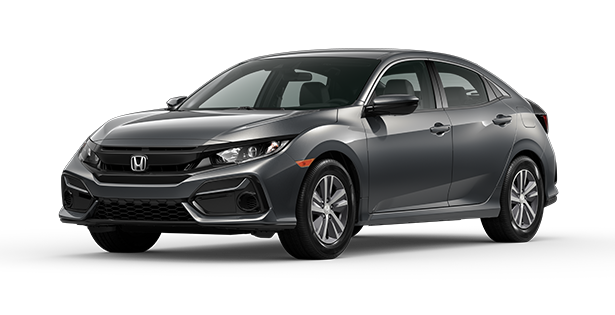 2020-Honda-Civic-Hatch-LX-Gray
