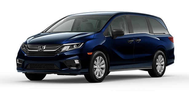 2020-Honda-Odyssey-LX-Blue