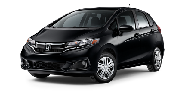 Honda-Fit-LX-Black