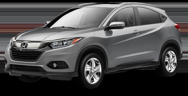 2019-Honda-Trim-Models-HRV-EXL-Silver