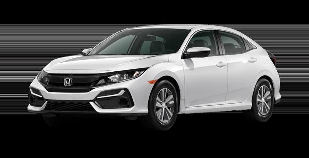 2020-Honda-Civic-Hatch-LX-White