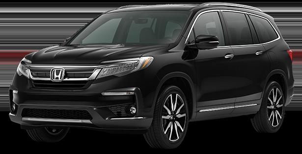 Honda-Trim-Models-Pilot-Touring-Black