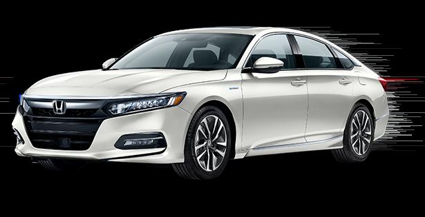 Honda-Accord-Hybrid-EXL-White