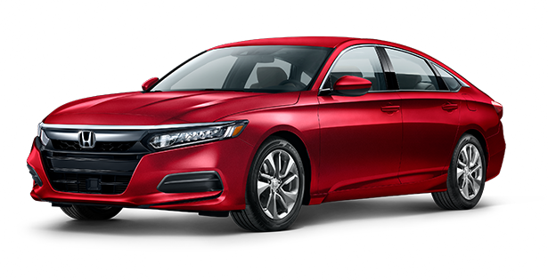 Honda-Accord-LX-Red
