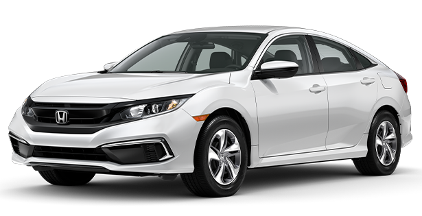 21-Civic-LX-White