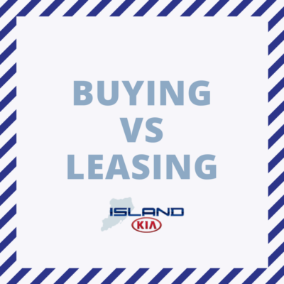 Buying vs leasing Kia