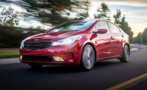 Staten Island Red Kia Forte New York