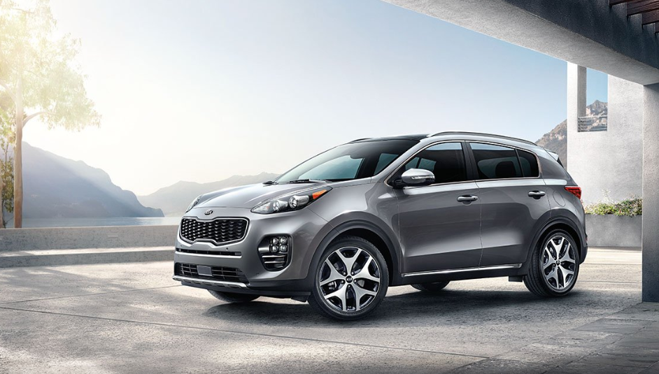 long island city kia specials 2018 Sportage LX