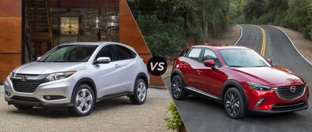 Cx 3 Vs Hrv >> 2017 Mazda Cx 3 Vs Hr V In Staten Island Mazda Dealership Near Nyc
