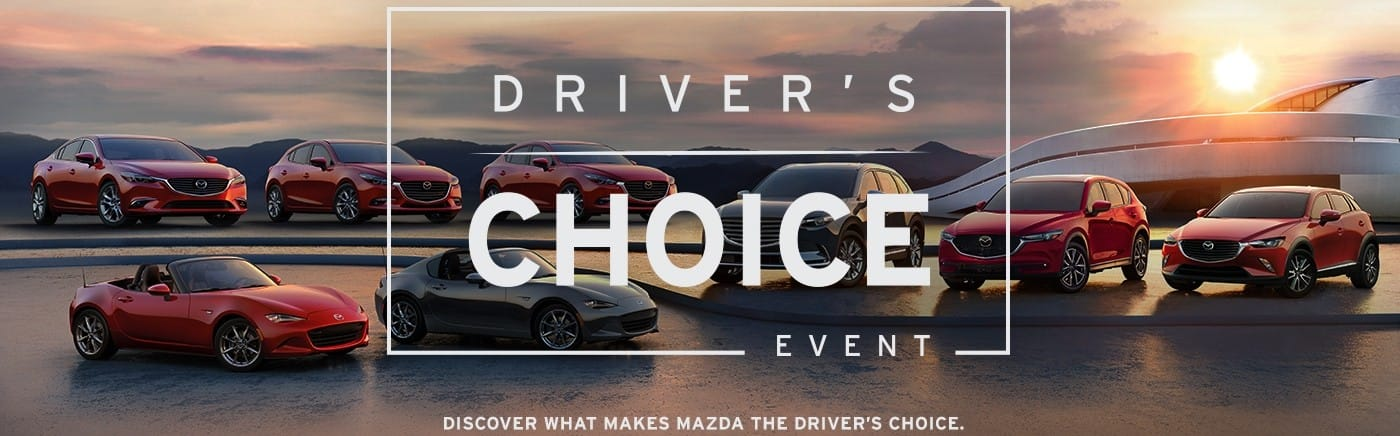 Island Mazda Drivers Coice Banner1