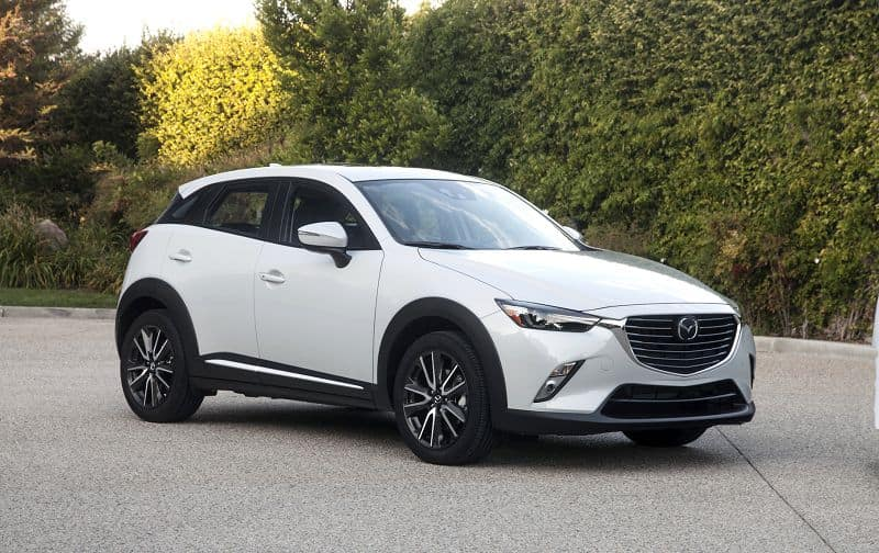mazda lease near woodbridge