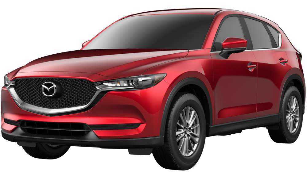 New 2017 Mazda CX-5 Sport AWD