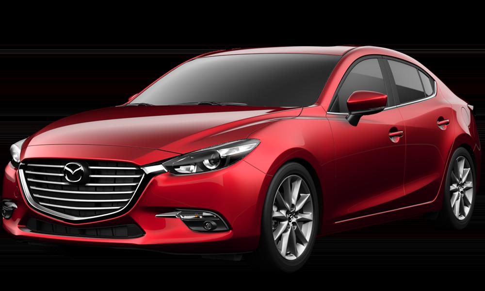 New 2017 Mazda3 Grand Touring