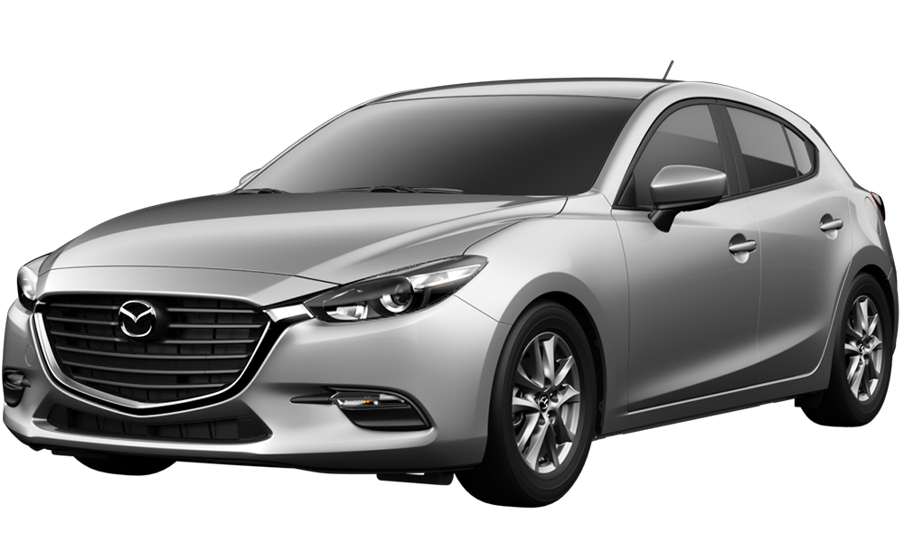New 2017 Mazda3 Hatchback