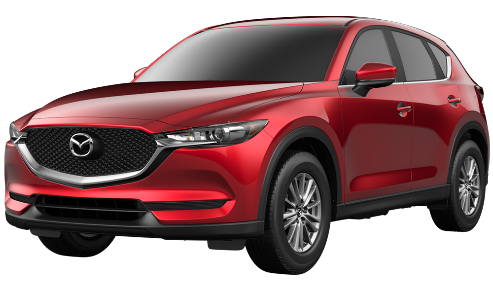 New 2018 Mazda CX-3 AWD