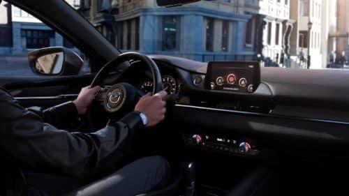 Brooklyn Mazda6 Interior