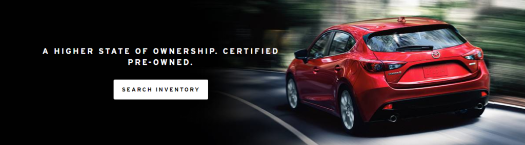 Certified Pre-Owned Mazda Vehicles in Staten Island