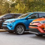 The Toyota RAV4 is Prefect for an Adventure