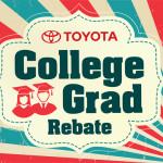 Island Toyota College Grad Rebate