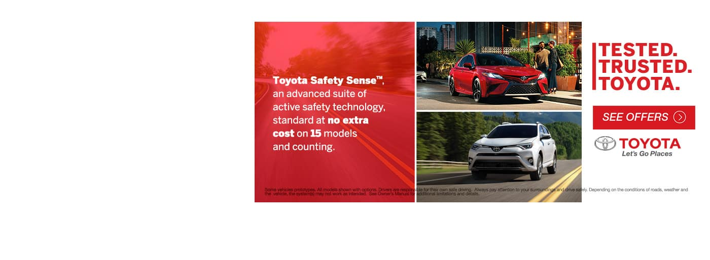 saving toyotas reputation The toyota brand has a solid reputation for providing its drivers with exceptional safety features as standard equipment at all trim levels, and this tradition carries on with the 2019 toyota rav4 regardless of the trim level that you opt for, you will benefit from the toyota safety sense 20 suite.