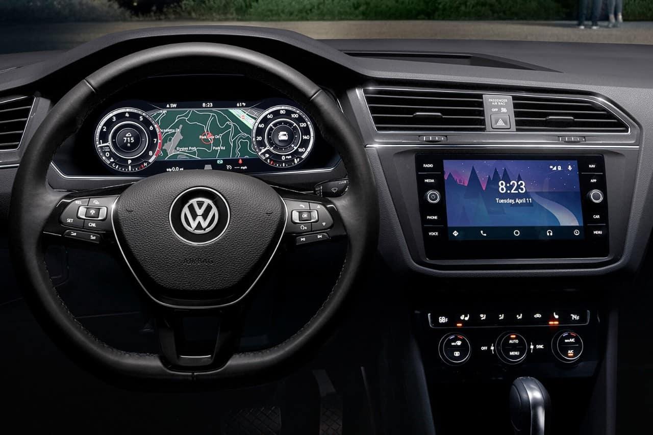 Finance VW Tiguan near Long Island City